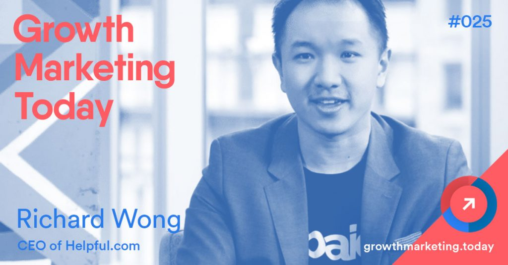 Richard Wong - VP Marketing at #Paid