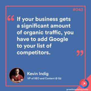 Kevin Indig Quote